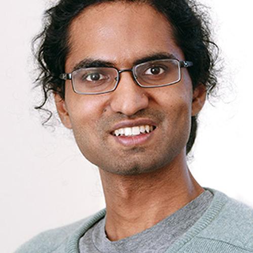 Rajesh Ranganath headshot